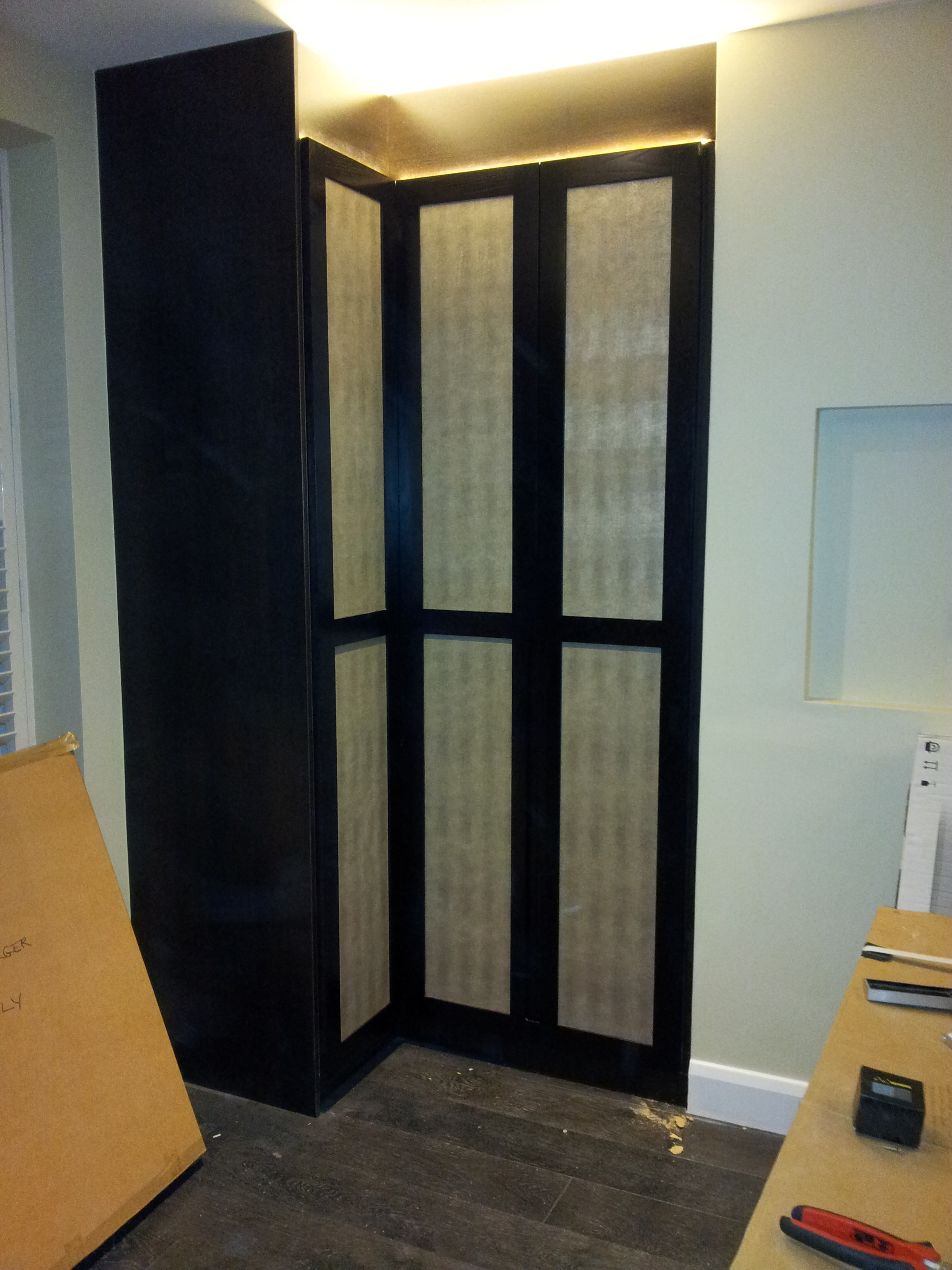 Corner Wardrobes Sliding Wardrobes London